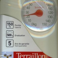 Personal Weight Scale - kilograms only