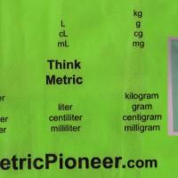 Think Metric Grocery Bag 3-Pack