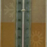 Thermometer GPI Aluminium; Celsius only