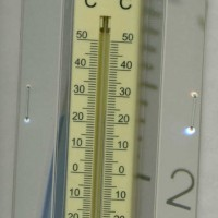 Thermometer Nortene Kelvin 1; Celsius only