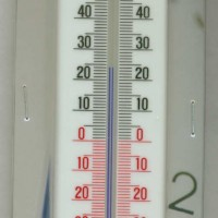 Thermometer Nortene Kelvin 2; Celsius only