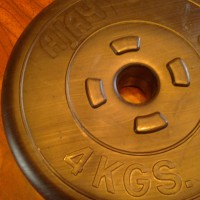 Ajay 4 kg Dumbbell Weight Pair