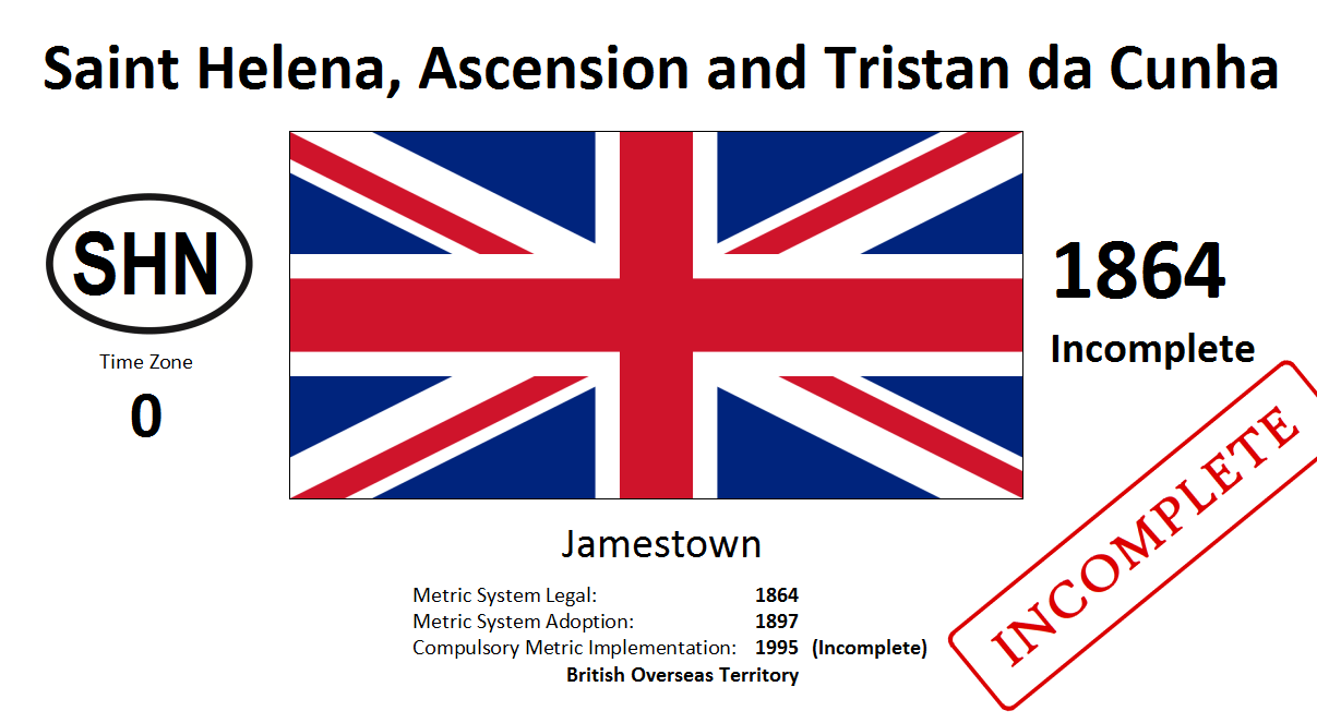 189 SHN Saint Helena, Ascension and Tristan da Cunha [GBR]