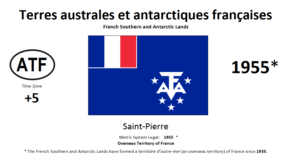 56 ATF French Southern and Antarctic Lands