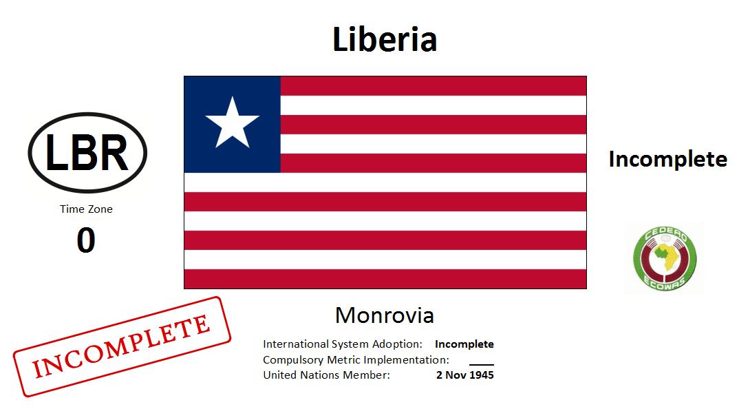 92 LBR Liberia