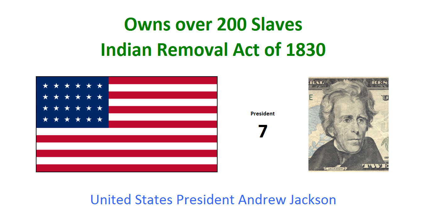 The inception of the indian removal movement by president jackson