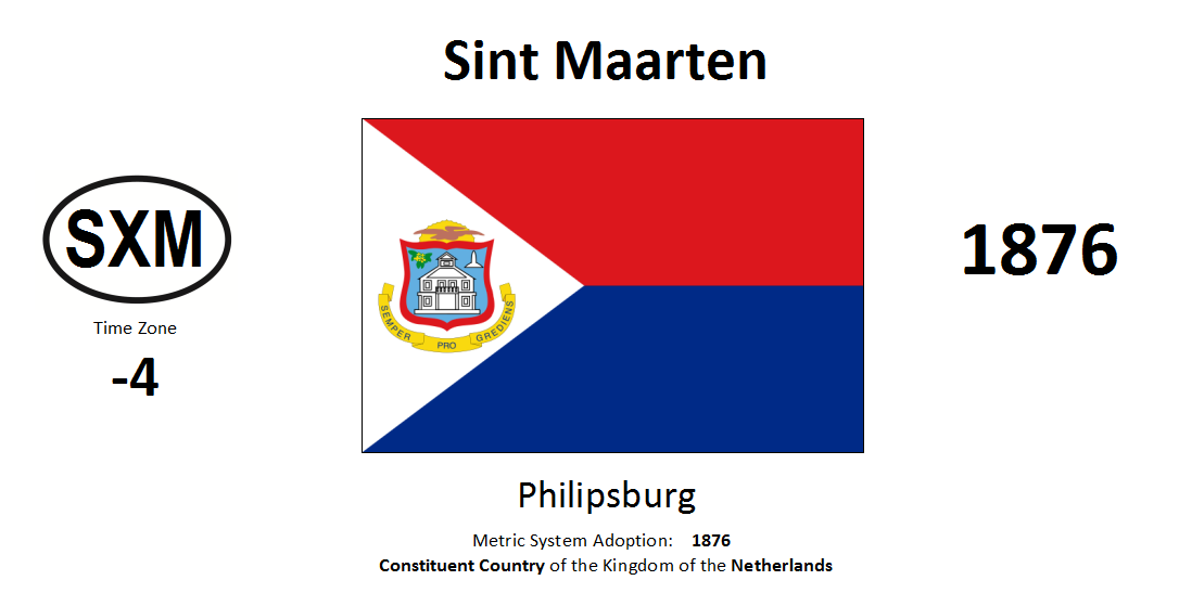 Flag 150 SXM Sint Maarten [NLD]
