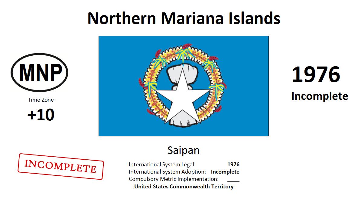 Flag 16 MNP Northern Mariana Islands [USA]