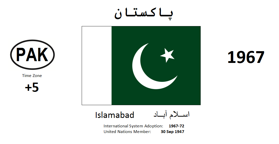 Flag 23 PAK Pakistan