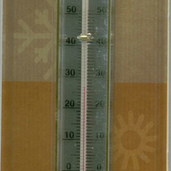 Thermometer GPI Aluminium; Celsius only