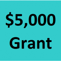 $5,000 Grant