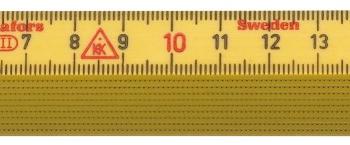 MP18002 Folding Rule GE59 - 2 Meters