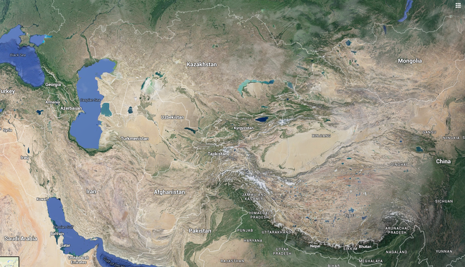 5 Central Asia