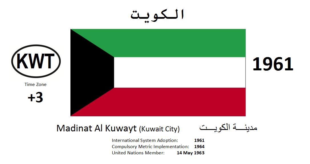 Flag 140 KWT Kuwait