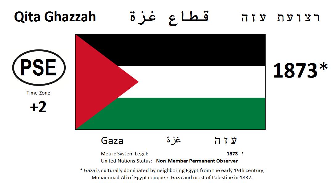 Flag 155 PSE Palestine Gaza