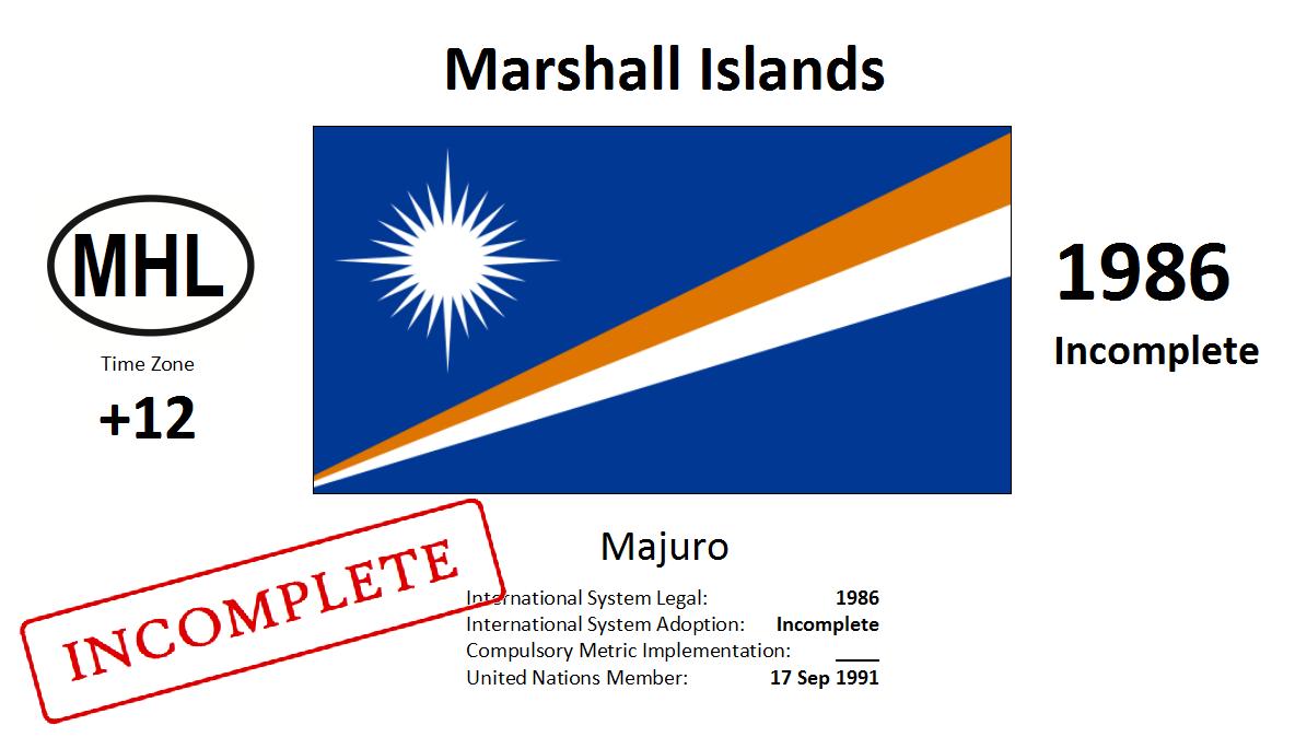 Flag 181 MHL Marshall Islands