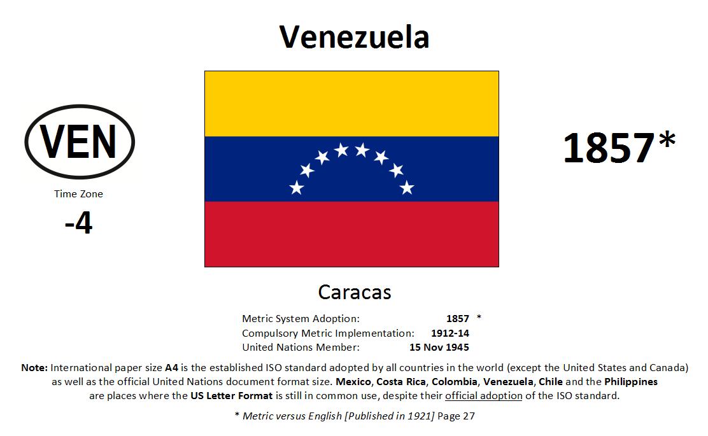 Flag 73 VEN Venezuela